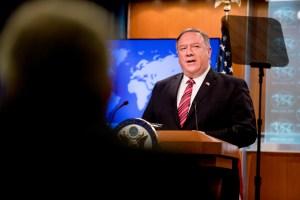 Financiaban interferencia en Venezuela: EEUU sancionó a empresas cubanas controladas por militares