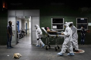 Brasil comienza su desescalada sin llegar al pico de contagios por coronavirus