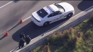 La policía investiga después de que un SUV acribillado a balazos salió del Hospital Hialeah