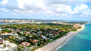 West Palm Beach se prepara para huracanes durante la pandemia