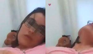 """""""Todos me condenaron"""": Habló la profesora que envió """"por error"""" video erótico a un estudiante"""