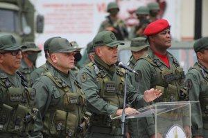 Fanb capturó a cinco guerrilleros tras el operativo contra las Farc en Apure (Comunicado)