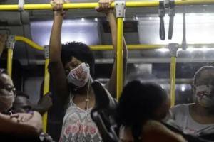 Brasil rebasa los 1,6 millones de casos por coronavirus