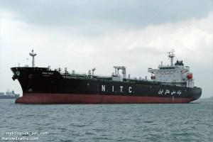 Ingresa a aguas territoriales venezolanas el Forest, el segundo buque iraní con combustible