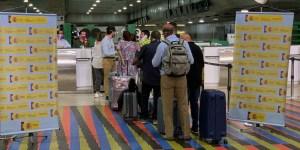 Embajada de España: Parte desde Caracas a Madrid un tercer vuelo de retorno de españoles