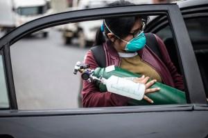 Perú importará oxígeno para pacientes con coronavirus debido a la escasez
