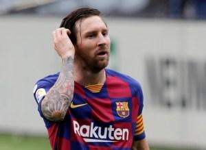 ¡Bombazo! Desde España aseguran que Messi saldrá del Barça a final de temporada