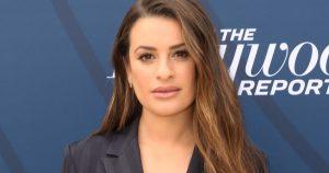 """""""Me hiciste la vida un infierno"""": Elenco de Glee desenmascara a Lea Michelle y la acusan de racista"""