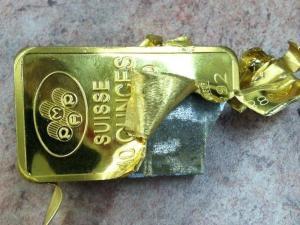 ¡Escándalo en China! 83 toneladas de oro falso se utilizaron como garantías de préstamos