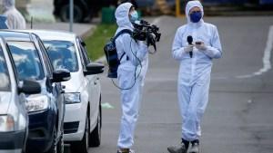Al menos 127 periodistas en el mundo murieron por coronavirus