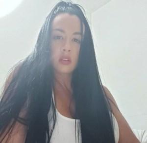 """""""El parto me dejó más suelta"""":  El candente video """"sin sostén"""" de Diosa Canales moviendo la cadera"""