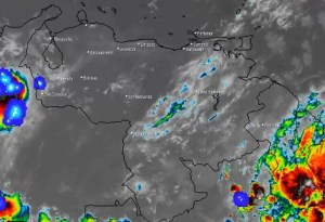 El estado del tiempo en Venezuela este martes #2Jun, según el Inameh