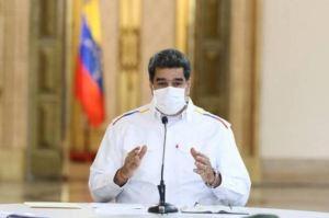 Maduro reveló por cuánto tiempo impondrá la cuarentena en Venezuela