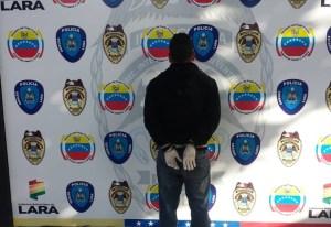PoliLara detuvo a un hombre por incitar a la protesta en estación de gasolina