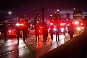 EN FOTOS: EEUU vivió otra noche de disturbios al cumplirse una semana de la muerte de George Floyd