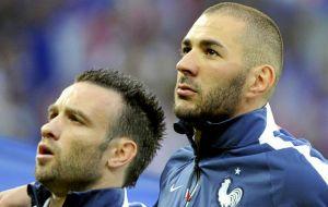 Karim Benzema podría ser juzgado por supuesto chantaje a compañero de selección francesa