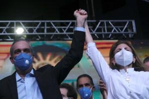 Abinader gana en primera vuelta las elecciones en República Dominicana