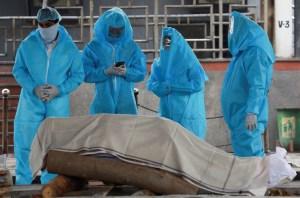 India ya es el tercer país más afectado por el coronavirus con casi 700.000 casos