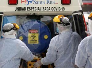Colombia suma otros 8.174 casos positivos por Covid-19