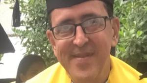 Degollado fue encontrado en su casa Wilfredo Pérez, jefe de una división del Ministerio Público