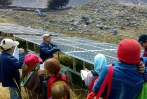 La energía en Mérida: Entre la leña y los paneles solares
