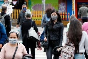 Colombia bajó de los cuatro mil contagios diarios por primera vez en siete días
