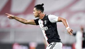 El sorprendente dato del golazo de Cristiano Ronaldo contra Genoa (Video)