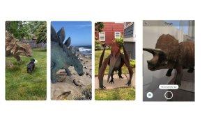 """Cómo encontrar a los dinosaurios de """"Jurassic World"""" en realidad aumentada en Google"""