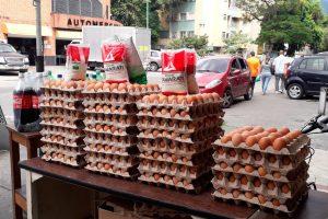 El consumo de huevos cayó 60% en los últimos cinco años en Venezuela