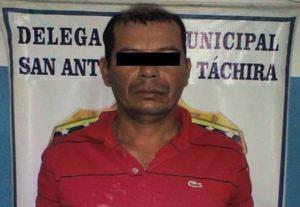 """Atraparon a una """"joyita"""" que abusaba sexualmente de su hija y su hijastra en Táchira"""