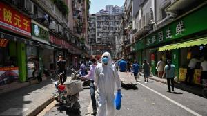 China mantuvo almacenado en el laboratorio de Wuhan un virus similar al Covid-19 que encontró en 2012