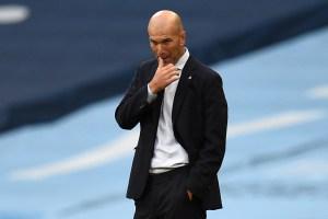 La frase de Zidane tras de la eliminación del Real Madrid que abrió un debate sobre su continuidad
