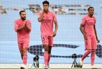 """Varane asumió la derrota del Madrid ante el Manchester """"Esta derrota es mía"""", dijo"""