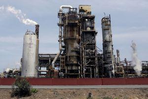 Playas de Morrocoy afectadas por derrame de la refinería El Palito