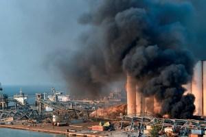 Muere la mujer del embajador de Holanda por la explosión en el puerto en Beirut