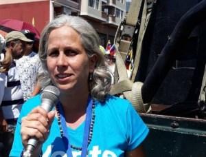 Anacelmira Urbina: Mérida se apaga frente a las estaciones de servicio