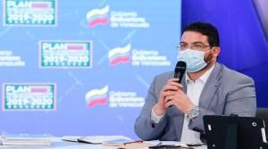 Maduro designó a Trompiz como su representante diplomático ante Bolivia
