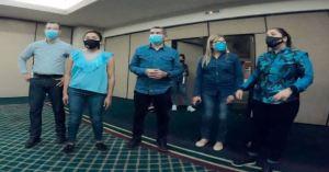 Instalaciones del Palacio de Eventos albergarán casos de Covid-19 en Maracaibo