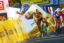 El ciclista Jakobsen sale del coma y podría volver pronto a casa