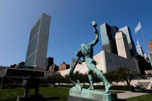 La ONU celebra su 75 aniversario, con la pandemia y las tensiones entre EEUU y China como desafíos