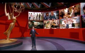 """""""Bienvenidos a los Pandemmys"""", Hollywood tiró del ingenio para salvar los Emmy"""