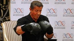 """Sylvester Stallone """"Rocky Balboa"""" da un consejo crucial a Roy Jones Jr. para su pelea contra Mike Tyson"""