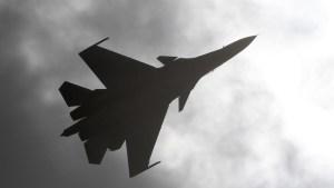 Se estrella un avión Su-30 en la región rusa de Tver y los pilotos logran eyectarse