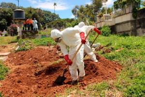 El coronavirus sumó dos fallecidos más a Venezuela