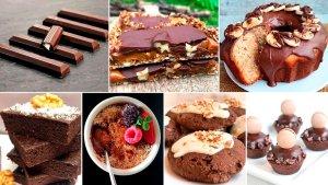 Las propuestas más tentadoras para hacer en casa y celebrar el Día Internacional del Chocolate