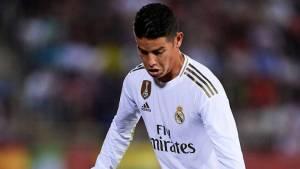 James Rodríguez: En el Real Madrid ya no me quiere nadie