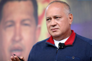 """Diosdado, obsesionado con el """"casa por casa"""" para verificar que """"no se quede nadie sin votar"""""""