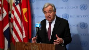 "Jefe de la ONU llama a ""evitar una nueva Guerra Fría"" al abrir la Asamblea General"