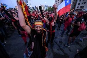 """Piñera reconoció el triunfo del """"sí"""" en el plebiscito a favor de una nueva Constitución para Chile"""