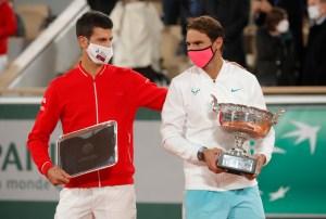 Djokovic y Nadal disputarán por sexta vez la final de Roma a dos semanas de Roland Garros